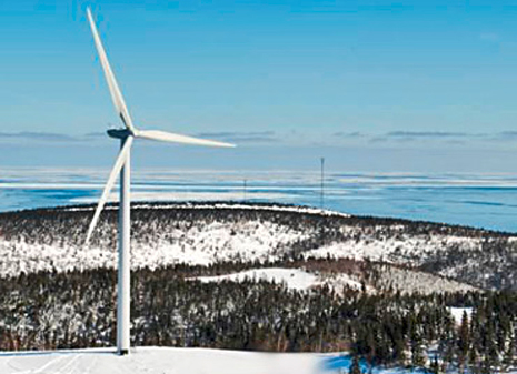 Drives for the energy sector | Wind power plants | EW HOF