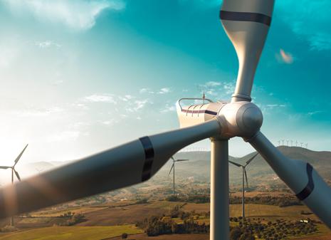 Antriebslösungen für den Energiesektor| Pitchmotoren | EW HOF