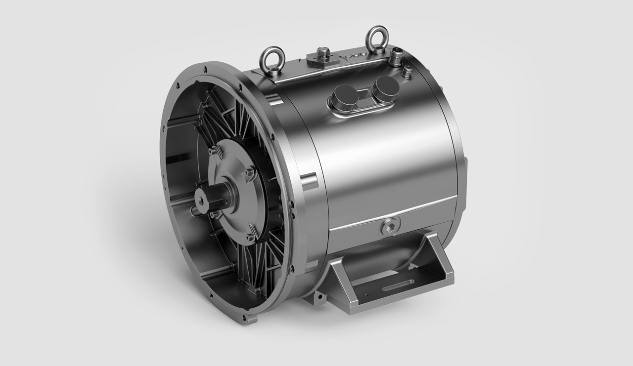 Generator von EW HOF