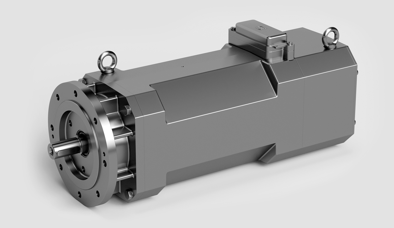 Synchronous motor from EW HOF
